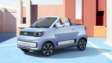 Wulling Mini EV Cabrio