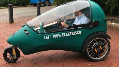 EV Mobility LEF