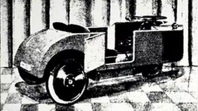 alfi tri-cycle dkw personnenwagen